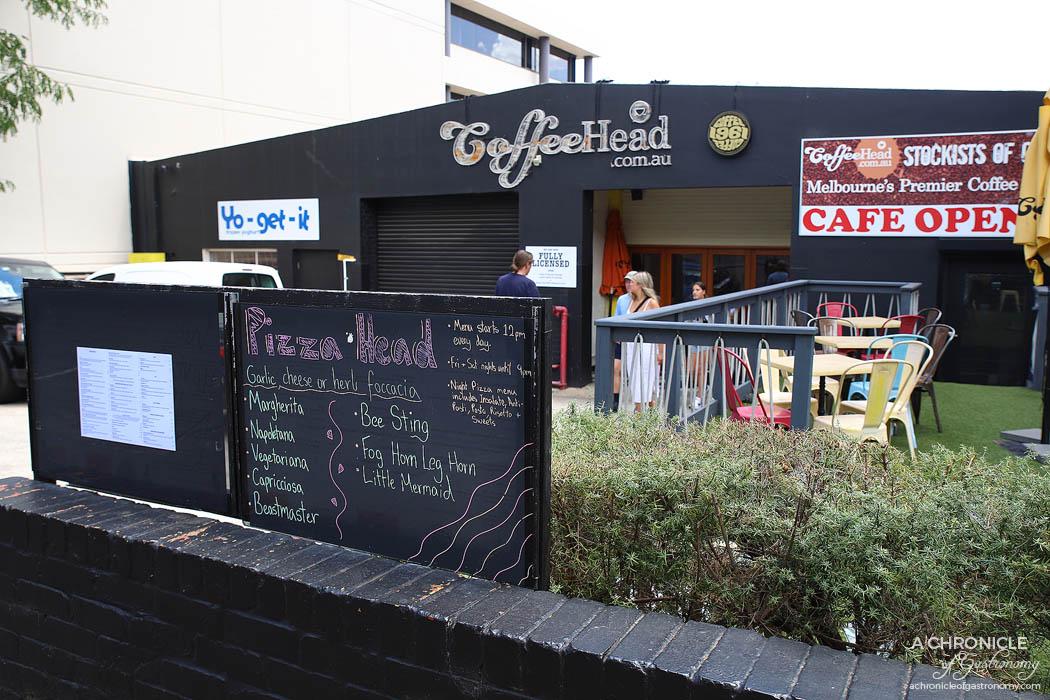 Pizzahead Coffeehead 1961 Coffee