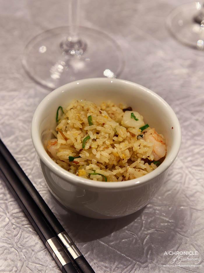 Sun Kitchen - XO seafood fried rice