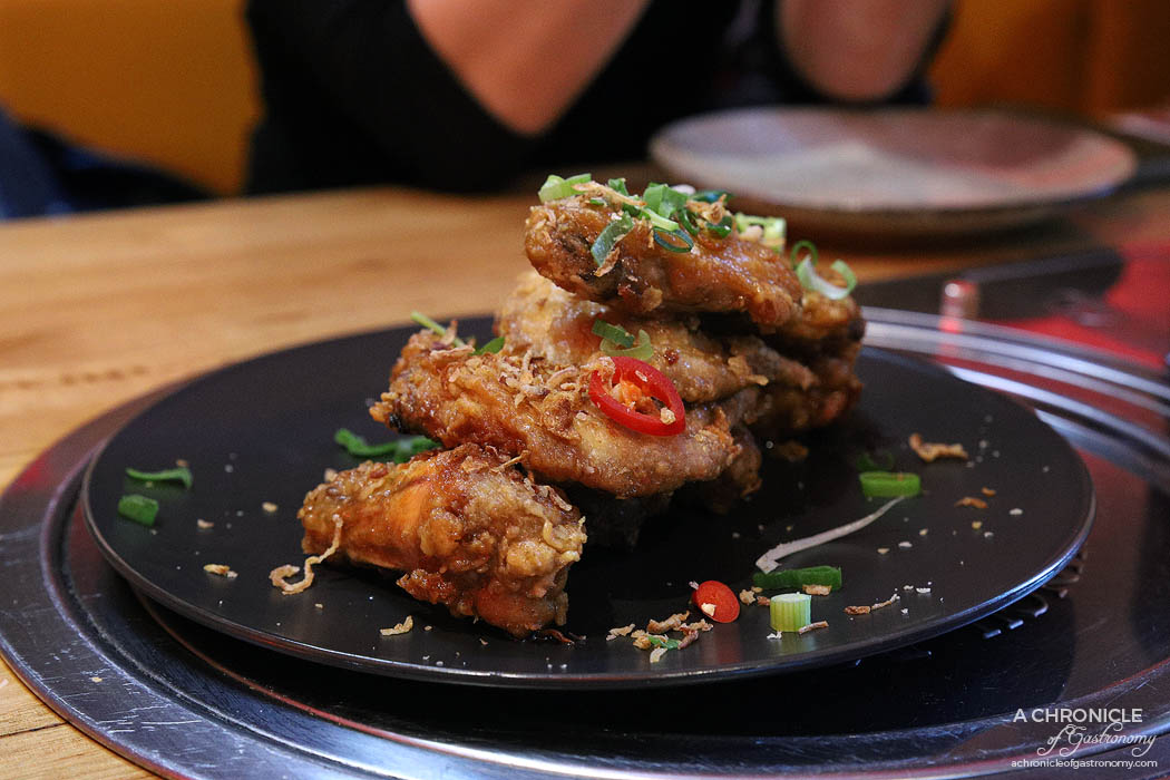 Co Hanh - Co Hanh Signature Fried Chicken w sticky nuoc cham glaze