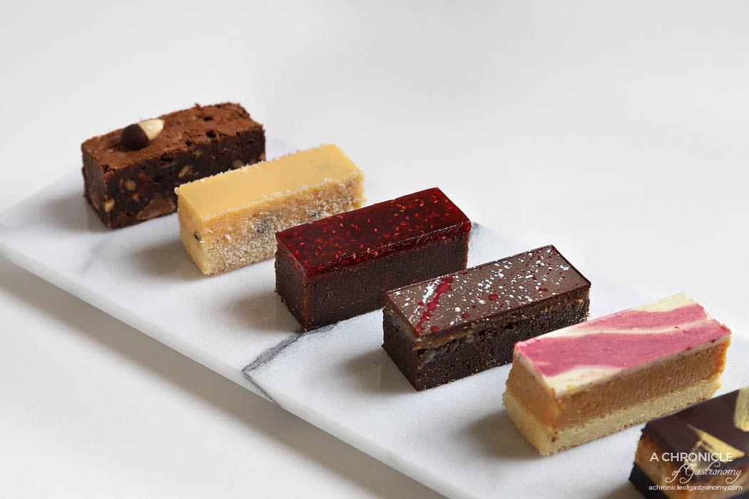 Butter Mafia Dessert Bars