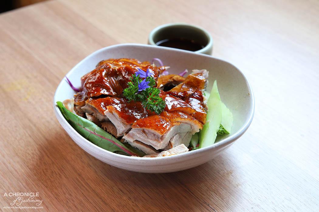 Niubi - Kung Fu Roast Duck